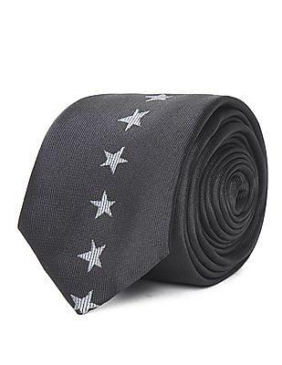 Excalibur Star Printed Tie