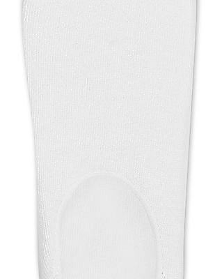 Aeropostale Solid No Show Socks - Pack Of 2