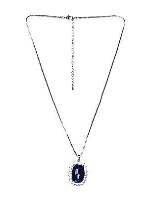 Unlimited Quartz Pendant Necklace
