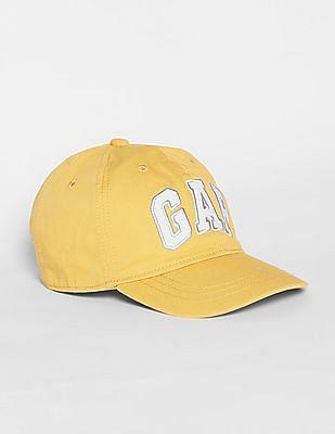 GAP Yellow Boys Logo Baseball Hat