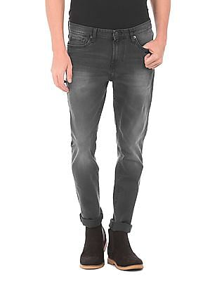 Aeropostale Distressed Super Skinny Fit Jeans