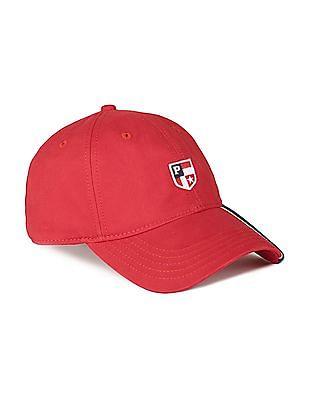 U.S. Polo Assn. Embroidered Brim Baseball Cap