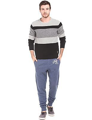 U.S. Polo Assn. Slim Fit Striped Sweater