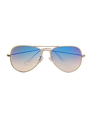 Flying Machine Metal Frame Sunglasses