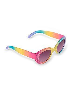 The Children's Place Toddler Girl Gem Sunglasses
