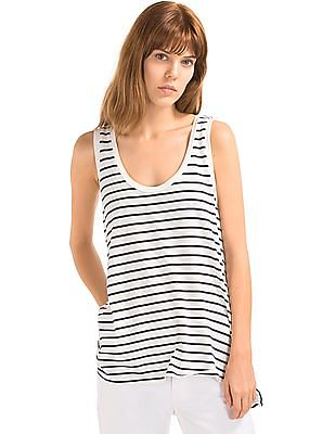 GAP Cotton Vintage Stripe Tank