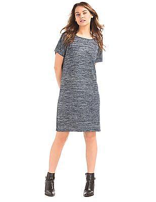 GAP Softspun Knit Tee Dress
