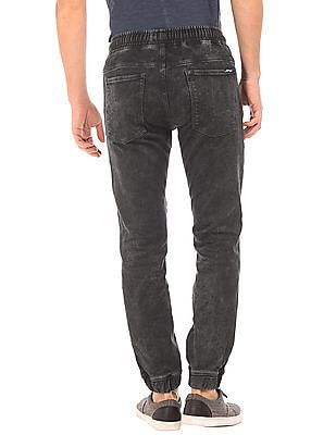 Ed Hardy Acid Wash Jogger Jeans