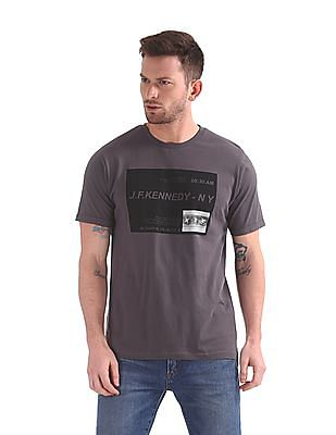 Colt Slim Fit Printed T-Shirt