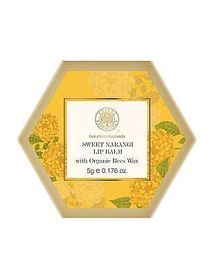 Forest Essentials Sweet Narangi Fruity Lip Balm, 5 Gm
