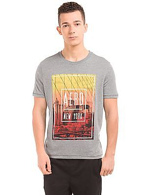 Aeropostale New York Photo Print T-Shirt