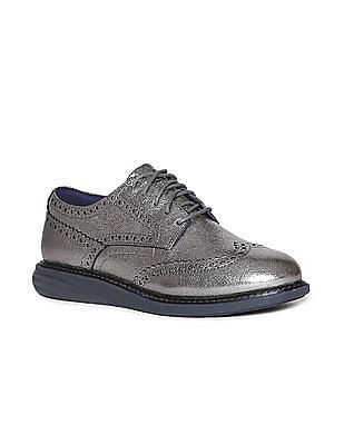 Cole Haan GrandEvolution Wingtip Oxford Sneakers