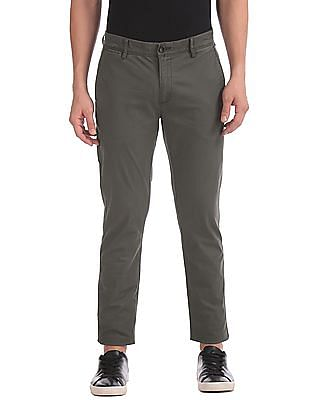 U.S. Polo Assn. Austin Trim Fit Twill Trousers