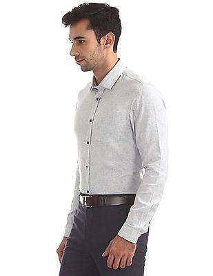 Arrow Newyork Slim Fit Patterned Shirt