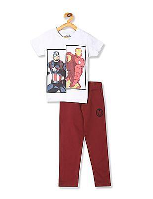 Colt Boys T-Shirt And Track Pants Set