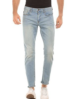 Aeropostale Light Wash Skinny Jeans