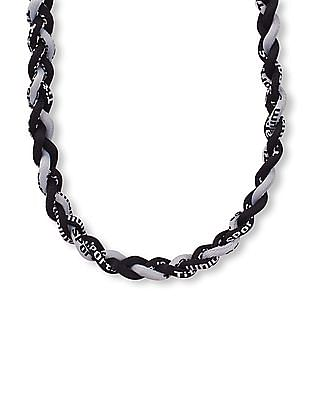 The Children's Place Boys 'Sports Titanium' Braided Necklace