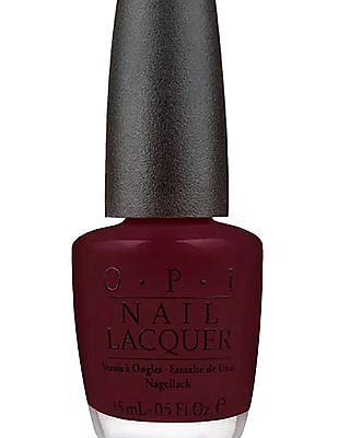 O.P.I Nail Lacquer - Lincoln Park After Dark