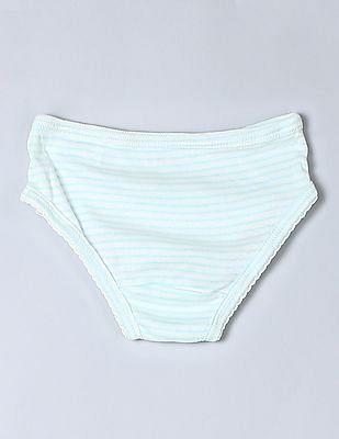 GAP Baby Assorted Fairy Bikini Brief - Pack Of 3