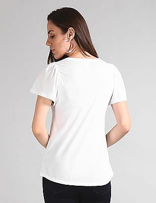 GAP Flutter Sleeve T-Shirt