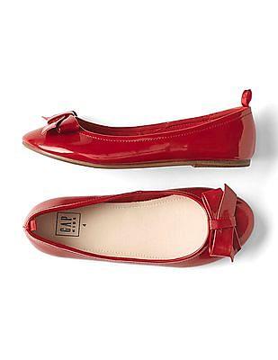 GAP Girls Patent Leather Ballet Flats