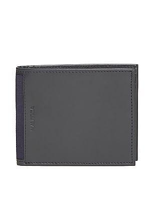 Nautica Contrast Panel Bi-Fold Wallet