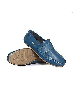 U.S. Polo Assn. Pebblegrain Leather Loafers