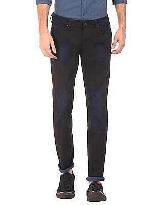 Flying Machine Overdyed Skinny Fit Jeans
