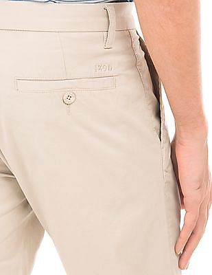 Izod Slim Fit Twill Trousers