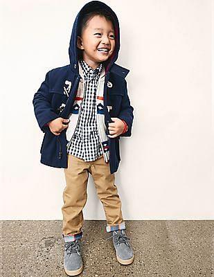GAP Baby Toggle Coat