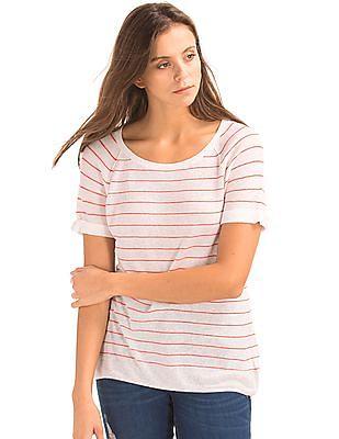 GAP Raglan Stripe Sweater