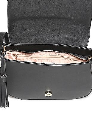 Stride Textured Sling Bag
