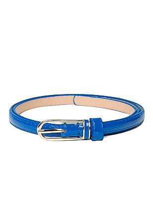 SUGR Slim Patent Belt