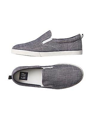 GAP Boys Solid Slip On Sneakers