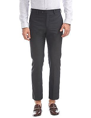 Arrow Tapered Fit Two Tone Trousers