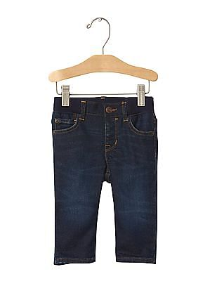 GAP Baby 1969 First Super Soft Straight Jeans