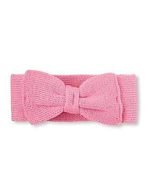 The Children's Place Girls Lurex Bow Headband