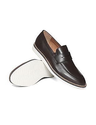 U.S. Polo Assn. Leather Penny Loafers