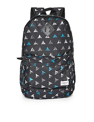 Aeropostale Printed Laptop Backpack