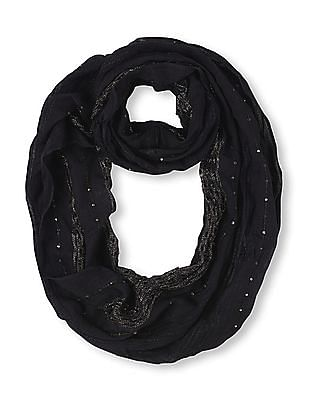 The Children's Place Girls Shimmery Infinity Scarf