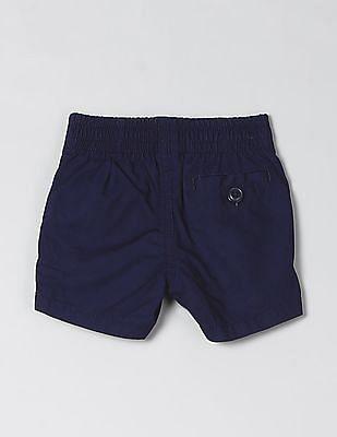 GAP Baby Pull-On Khaki Shorts
