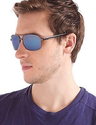 Aeropostale Rectangular Frame Sunglasses