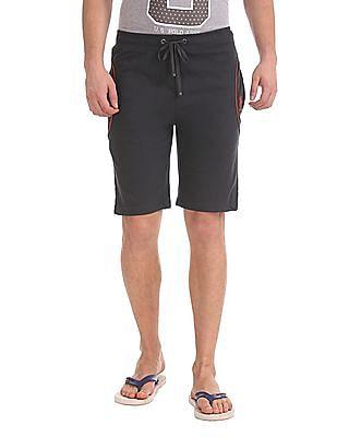 USPA Innerwear Regular Fit Drawstring Waist Shorts