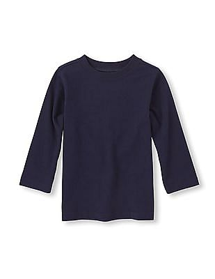 The Children's Place Baby Long Sleeve Basic T-Shirt