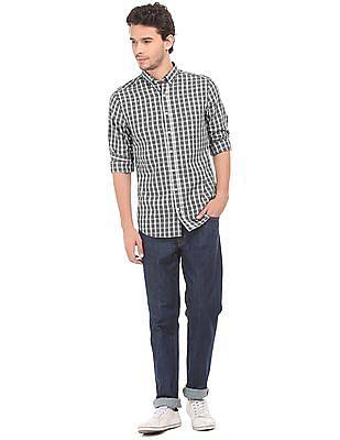 Gant Slim Fit Tartan Check Shirt