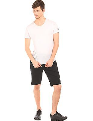 U.S. Polo Assn. Solid Cotton Shorts