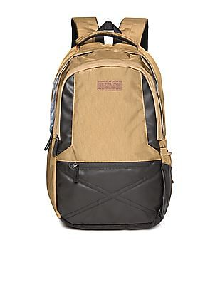 U.S. Polo Assn. Colour Block Laptop Backpack