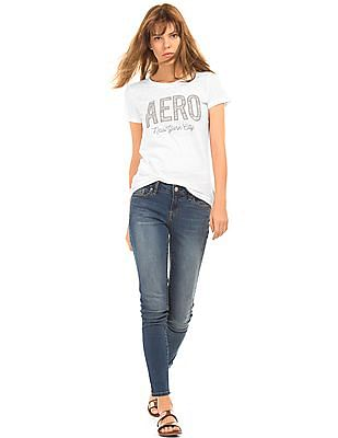 Aeropostale Regular Fit Graphic T-Shirt