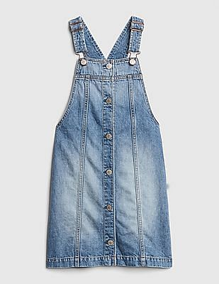 GAP Girls Denim Skirtall