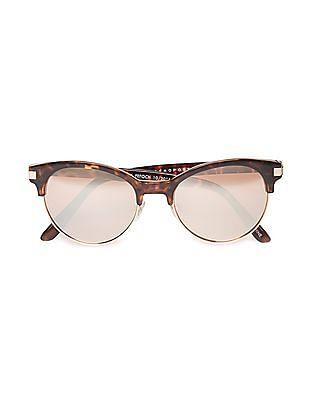 Aeropostale Tortoise Shell Clubmaster Sunglasses